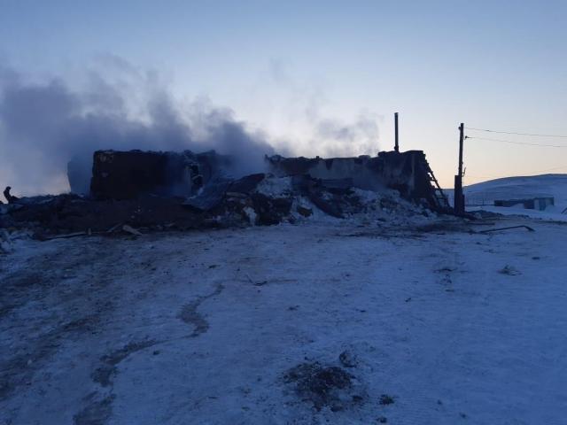 Гибель школьника при взрыве газового баллона в Мугалжарском сельском округе. Подробности