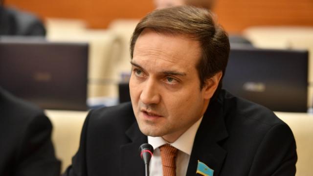 Назарбаев назначил председателя комитета партийного контроля Nur Otan