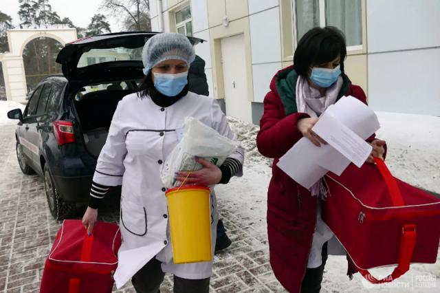 На Украине сообщили о побочных эффектах от вакцины Oxford/AstraZeneca