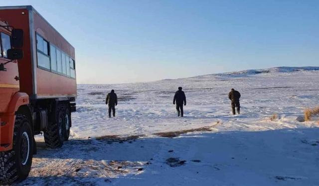 60-летний мужчина замерз насмерть в степи в Карагандинской области