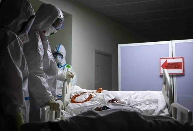 От коронавируса за сутки умерли 10 человек
