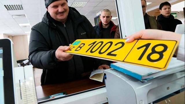 Срок регистрации авто из Армении продлили в Казахстане