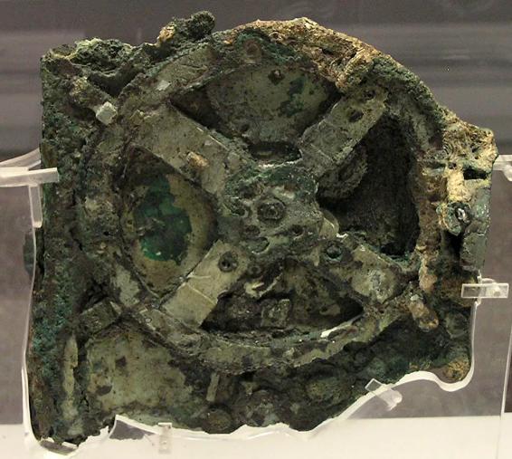 Ученые разгадали принцип работы древнегреческого компьютера