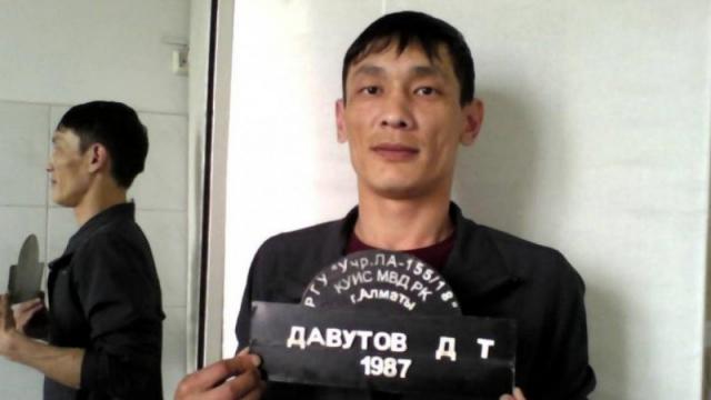 Бежавший из СИЗО Алматы рецидивист не хотел сдаваться в Актобе