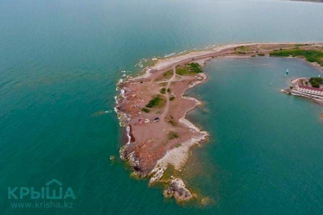 За 340 млн тенге продают часть полуострова в Капшагае
