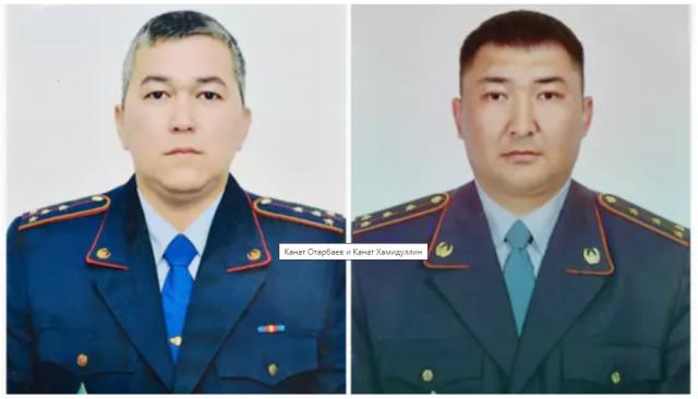 Обвиняемому в гибели двух полицейских вынесли приговор в Щучинске