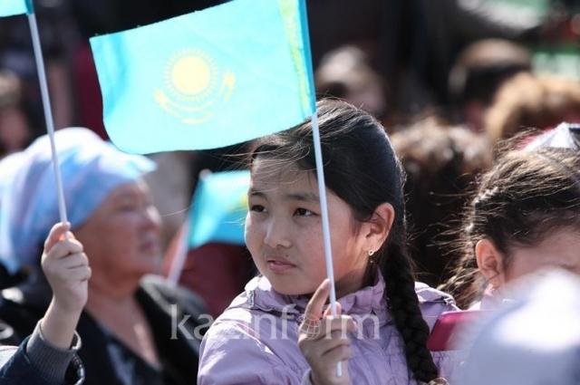 Численность населения Казахстана увеличилась до 18 млн 897,9 тысячи человек