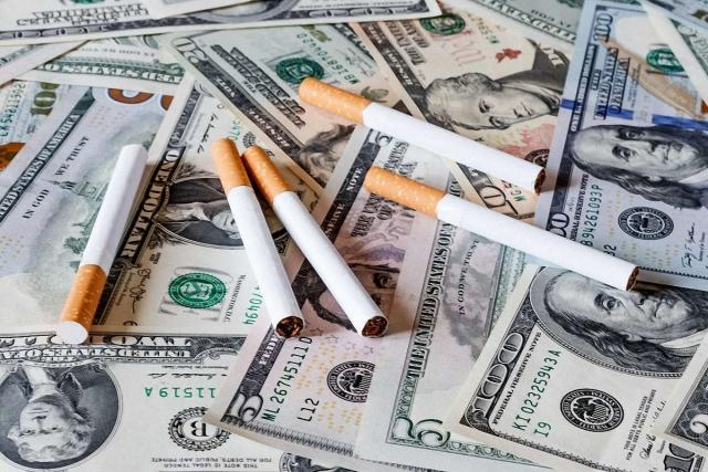 Цена на пачку сигарет к 2024 году  в Казахстане вырастет примерно до 850 тенге