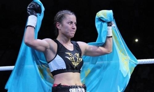 Фируза Шарипова нокаутом россиянки у нее на родине выиграла 13-й бой в профи