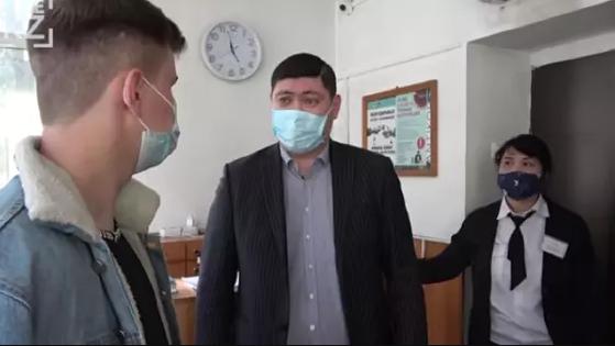 Блогеров не пустили в ведомство Бекшина после скандала