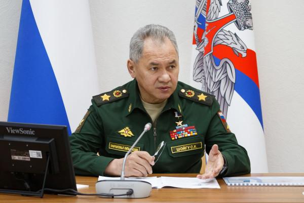 Шойгу приказал отвести войска с южных рубежей России