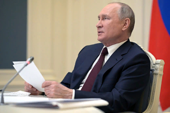 Путин ответил на предложение Зеленского встретиться в Донбассе