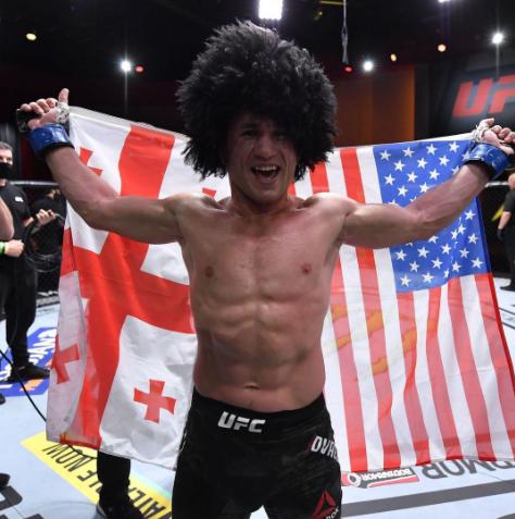 Хинкали из соперников: два грузинских бойца в шаге от титула в UFC