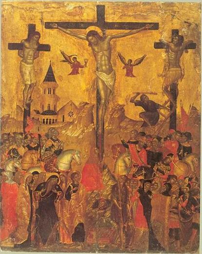 Куда пропал подлинный Крест Господень