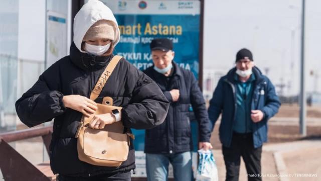 Новый антирекорд по заражению COVID-19 зарегистрировали в Казахстане