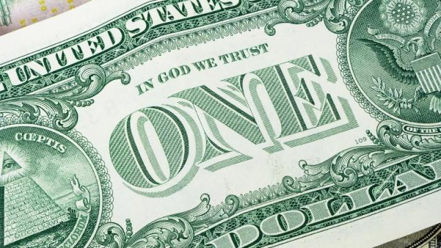 Назван официальный курс доллара на 13 апреля