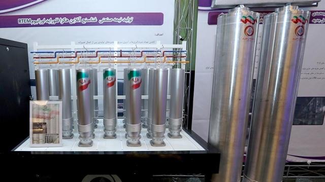 Иран пообещал на 50% нарастить производственные мощности объекта в Натанзе