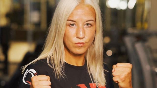 """Мария Агапова стала """"убийцей демонов"""" и сделала заявление о возвращении в UFC"""