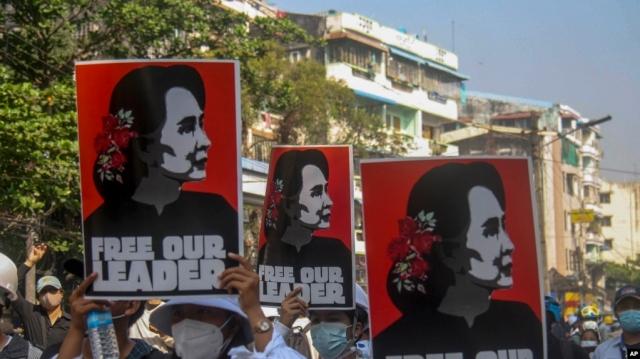 Свергнутому лидеру Мьянмы Аун Сан Су Чжи предъявлено новое обвинение