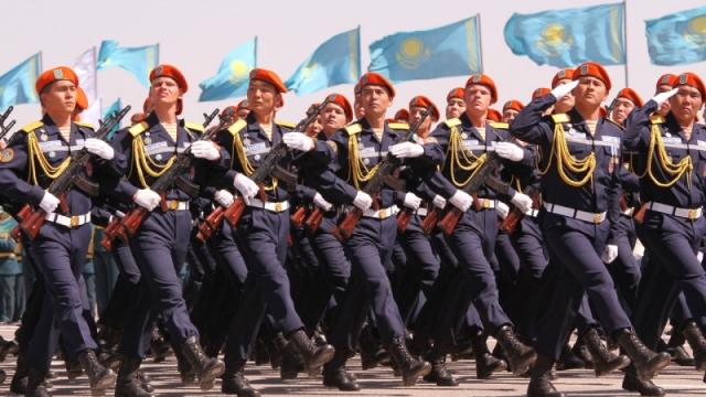 Решение по параду 9 мая приняли в Казахстане
