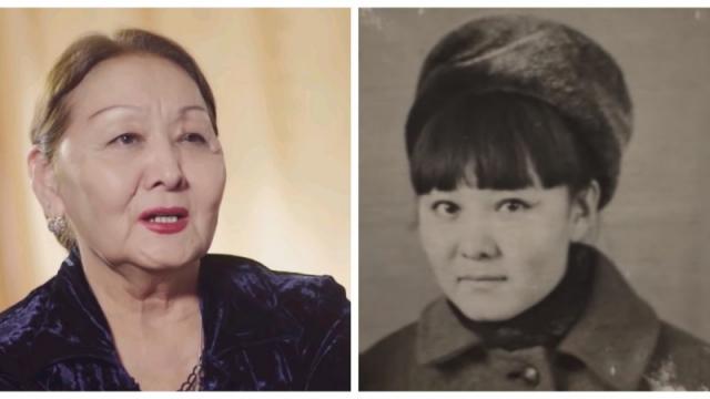 Скончалась воспетая в популярной песне Нурикамал Сейтжанова