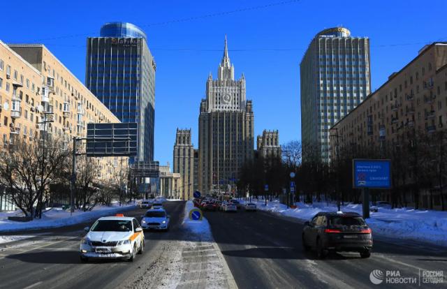 МИД России опубликовал список ответных шагов на санкции США