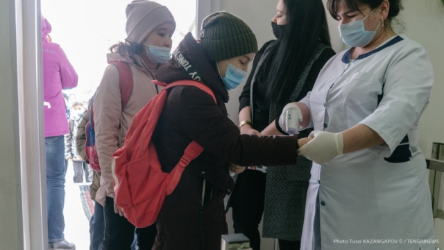 22 казахстанца скончались от коронавируса и пневмонии