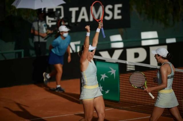 Сборная Казахстана по теннису одержала историческую победу
