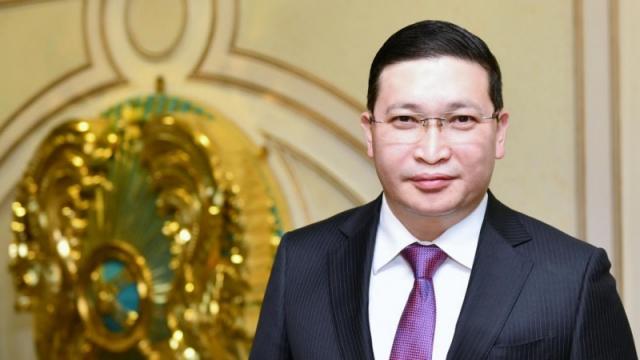 Токаев назначил главу представительства Казахстана в Евросоюзе