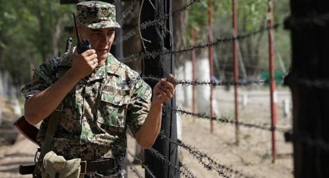 Установку ограждений на границе с Россией возле села Коптогай приостановили