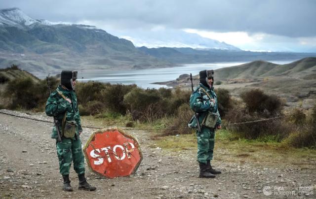 В Азербайджане сообщили о перестрелке на границе с Ираном