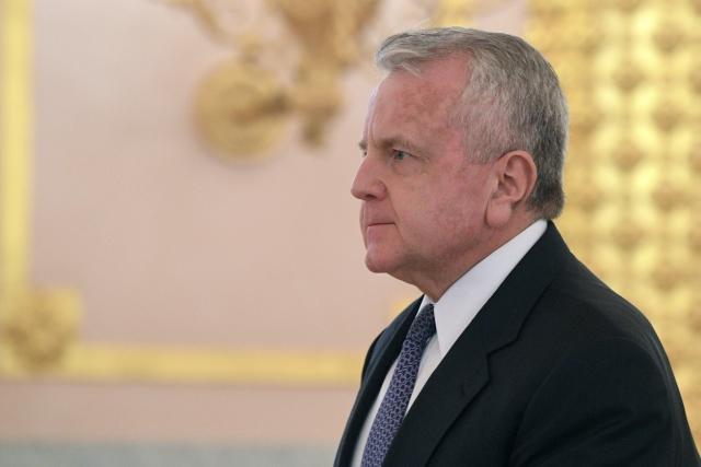 Посол США в Москве отказался покидать Россию