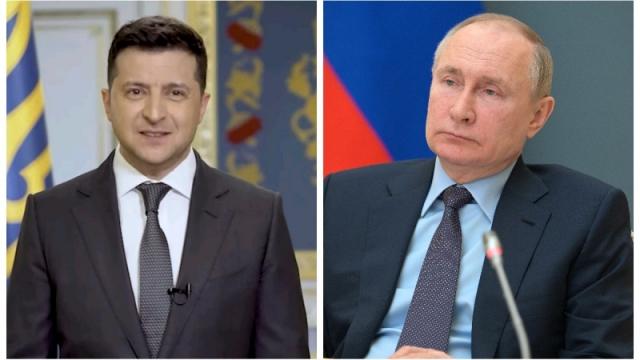 Зеленский на фоне угрозы войны записал видеообращение к Путину