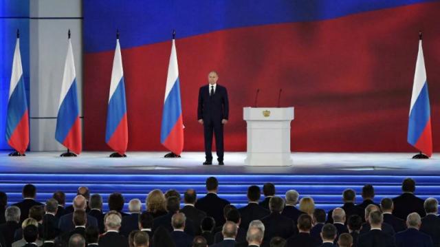 Россия ответит жестко. Путин раскрыл цели внешней политики на ближайшие годы