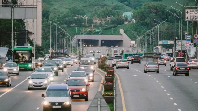 Центры управления транспортным движением создадут в Казахстане