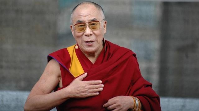 Далай-лама заявил об угрозе для человечества