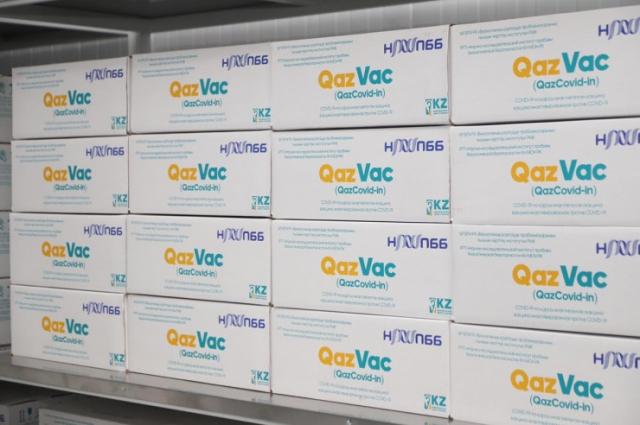 Что нужно знать о казахстанской вакцине QazVac