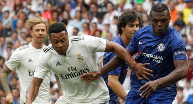 «Реал» и «Челси» сыграли вничью в историческом полуфинале Лиги чемпионов.