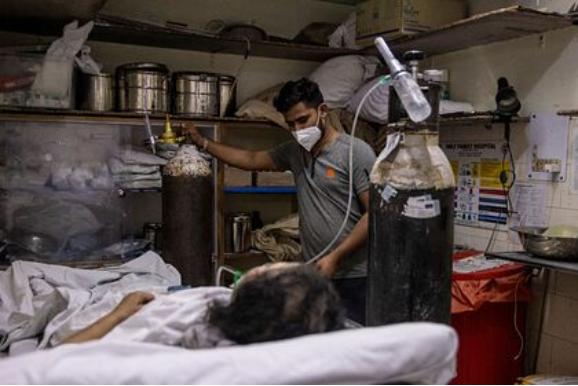 Индия установила новый антирекорд по числу случаев заражения COVID-19
