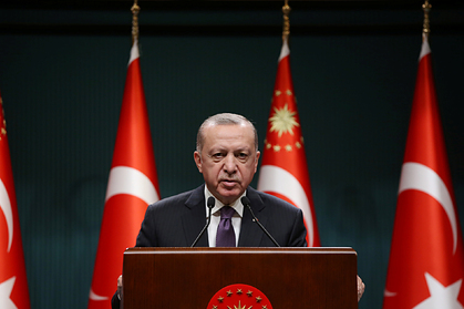 Эрдоган назвал Европу открытой тюрьмой для мусульман