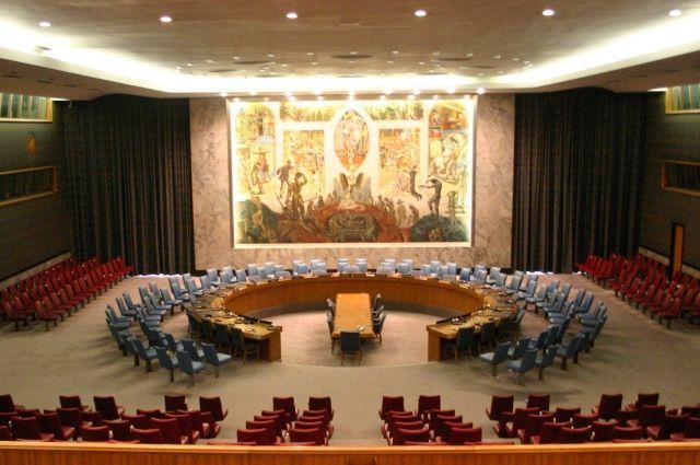 США в третий раз заблокировали заявление СБ ООН по Ближнему Востоку