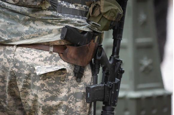 Стало известно о 60-тысячной секретной армии США