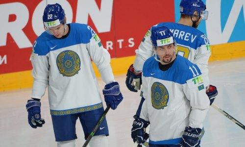Каково положение сборной Казахстана перед последним матчем в группе на ЧМ-2021 по хоккею
