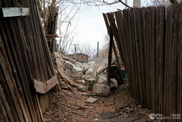 В ДНР обвинили Украину в минометном обстреле северной окраины Донецка