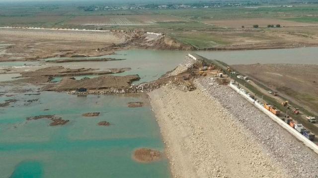Плотность грунта плотины была низкой: Озвучены причины прорыва дамбы на Сардобе