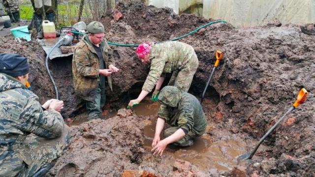 Останки 3 без вести пропавших солдат-казахстанцев нашли в России