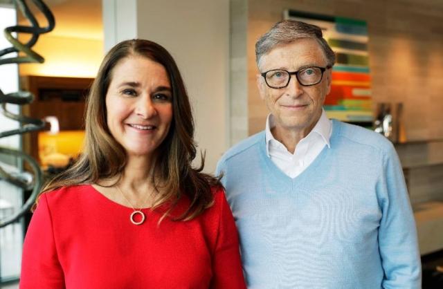 Билл Гейтс объявил о решении развестись с супругой после 27 лет брака