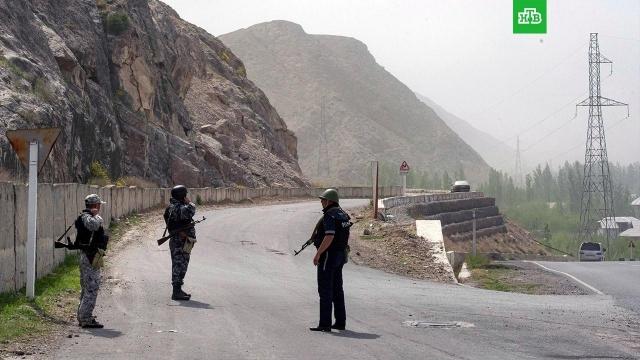 Киргизия обвинила Таджикистан в попытке захвата территории