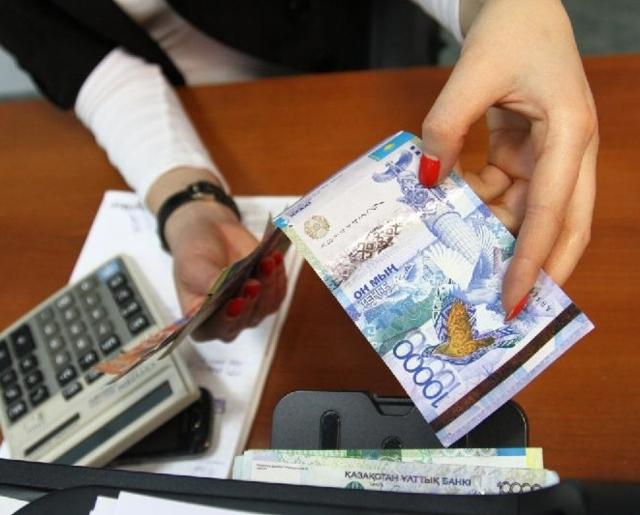 Среднестатистическая зарплата в Актюбинской области выросла на 16,5%