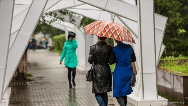Сильные дожди и заморозки ожидаются в Казахстане